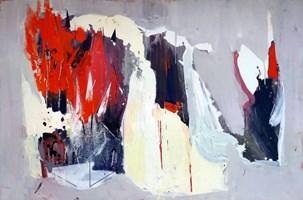 Obraz do salonu artysty Jolanta Caban pod tytułem Wybuch