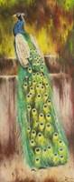 Obraz do salonu artysty Konrad Hamada pod tytułem Paw