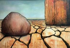 Obraz do salonu artysty Sabina Maria Grzyb pod tytułem Pustynia
