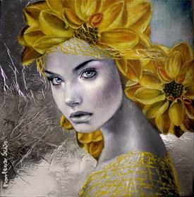 Obraz do salonu artysty Marlena Selin pod tytułem Brindal