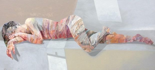 Obraz do salonu artysty Adam Wątor pod tytułem Poranek
