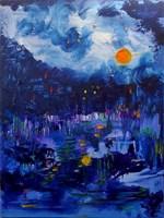 Obraz do salonu artysty Radosław Pytelewski pod tytułem Cisza nocna