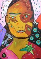 Obraz do salonu artysty Radosław Pytelewski pod tytułem Maria z Afryki