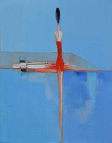 Obraz do salonu artysty Zbigniew Nowosadzki pod tytułem Tańcząca II