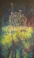 Obraz do salonu artysty Konrad Hamada pod tytułem Osty