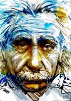 Obraz do salonu artysty Robert Konrad pod tytułem Einstein