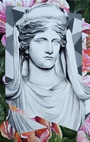 Obraz do salonu artysty Zuzanna Jankowska pod tytułem Powrót córki