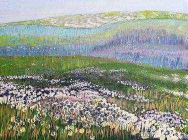Obraz do salonu artysty Jacek Malinowski pod tytułem Dmuchawce