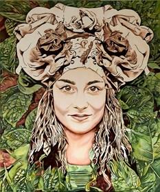 Obraz do salonu artysty Joanna Szumska pod tytułem Naturalnie