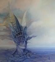 Obraz do salonu artysty Piotr Horodynski pod tytułem Pielgrzym