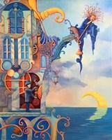 Obraz do salonu artysty Piotr Horodynski pod tytułem Ekwinokcjum
