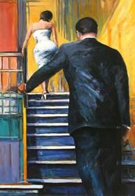 Obraz do salonu artysty Piotr Rembieliński pod tytułem Para