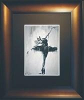 Living room painting by J. Aurelia Sikiewicz-Wojtaszek titled Dance