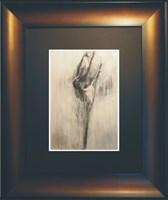 Living room painting by J. Aurelia Sikiewicz-Wojtaszek titled Dance II