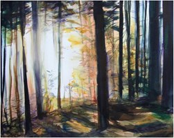 Obraz do salonu artysty Joanna Sadecka pod tytułem Rozmowy