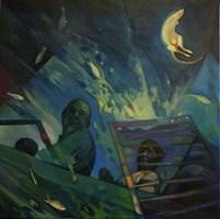 Obraz do salonu artysty Katarzyna Saniewska pod tytułem ARKA