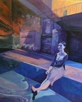 Obraz do salonu artysty Katarzyna Saniewska pod tytułem SYRENA 11