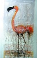 Obraz do salonu artysty Dariusz Grajek pod tytułem Flaming...