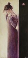 Obraz do salonu artysty Konrad Hamada pod tytułem Samotność
