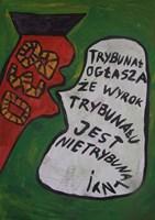 Obraz do salonu artysty Mirosław Śledź pod tytułem Untiled 004