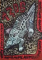 Obraz do salonu artysty Mirosław Śledź pod tytułem Untiled 007