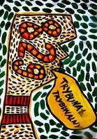 Obraz do salonu artysty Mirosław Śledź pod tytułem Untiled 013