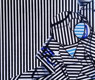Obraz do salonu artysty Magdalena Karwowska pod tytułem Bez tytułu3