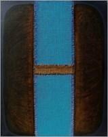 Obraz do salonu artysty Joanna Sadecka pod tytułem Złoty podział