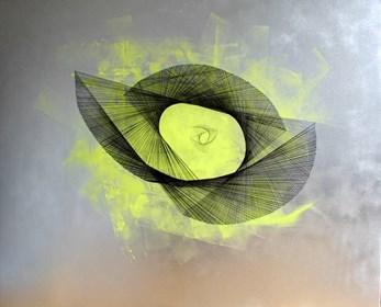Obraz do salonu artysty Magdalena Karwowska pod tytułem Bez tytułu5