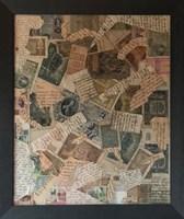Obraz do salonu artysty Teresa Rudowicz pod tytułem Collage