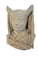Rzeźba do salonu artysty Aleksandra Koper pod tytułem Współczesny portret średniowieczny 3