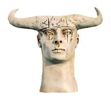 Rzeźba do salonu artysty Aleksandra Koper pod tytułem Minotaur