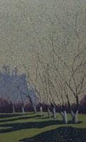 Obraz do salonu artysty Jacek Malinowski pod tytułem Arboretum III