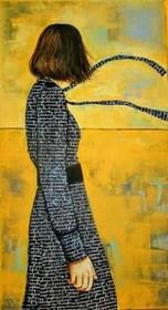 Obraz do salonu artysty Renata Magda pod tytułem Wędrujące myśli