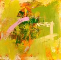 Obraz do salonu artysty Paweł Kleszczewski pod tytułem Abstrakcja / Żółć 4