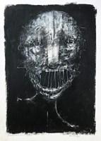 Obraz do salonu artysty Piotr Kamieniarz pod tytułem Introwertyk
