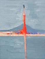 Obraz do salonu artysty Zbigniew Nowosadzki pod tytułem Wyspa
