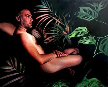 Obraz do salonu artysty Anna Kmita pod tytułem From the past 9