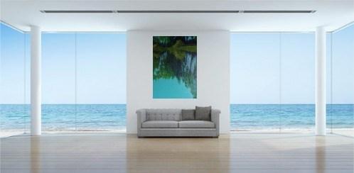 Paesaggio - wizualizacja pracy autora Jacek Malinowski
