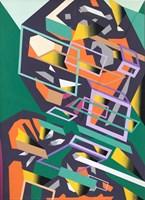 Obraz do salonu artysty Marcin Kowalik pod tytułem A bee-keeper