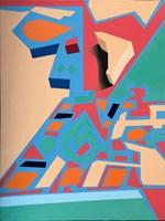Obraz do salonu artysty Marcin Kowalik pod tytułem An electronic engineer