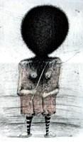 Obraz do salonu artysty Piotr Kamieniarz pod tytułem Domina
