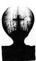 Obraz do salonu artysty Piotr Kamieniarz pod tytułem Inkwizytor