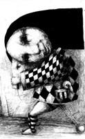 Obraz do salonu artysty Piotr Kamieniarz pod tytułem Tęsknota II