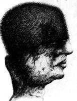Obraz do salonu artysty Piotr Kamieniarz pod tytułem Mr Jekyll