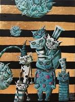 Obraz do salonu artysty Magdalena Rytel-Skorek pod tytułem Miłość