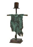Rzeźba do salonu artysty Piotr Bubak pod tytułem Panisko