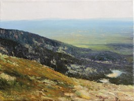 Obraz do salonu artysty Vladimir Vilenchyts pod tytułem Pejzaż jesienny 1