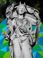 Obraz do salonu artysty Zuzanna Jankowska pod tytułem Selene