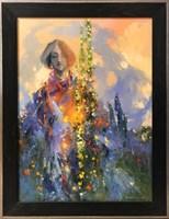 Obraz do salonu artysty Anatol Martyniuk pod tytułem Dziewanna
